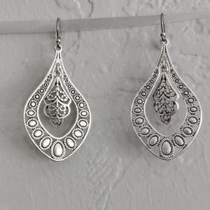 Lucky Brand Drop Bohemian Earrings